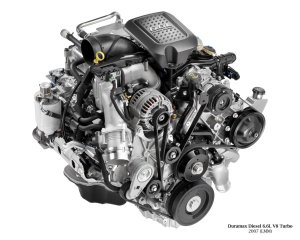 2007 Duramax 66L V8 TurboDiesel From GM News  Top Speed
