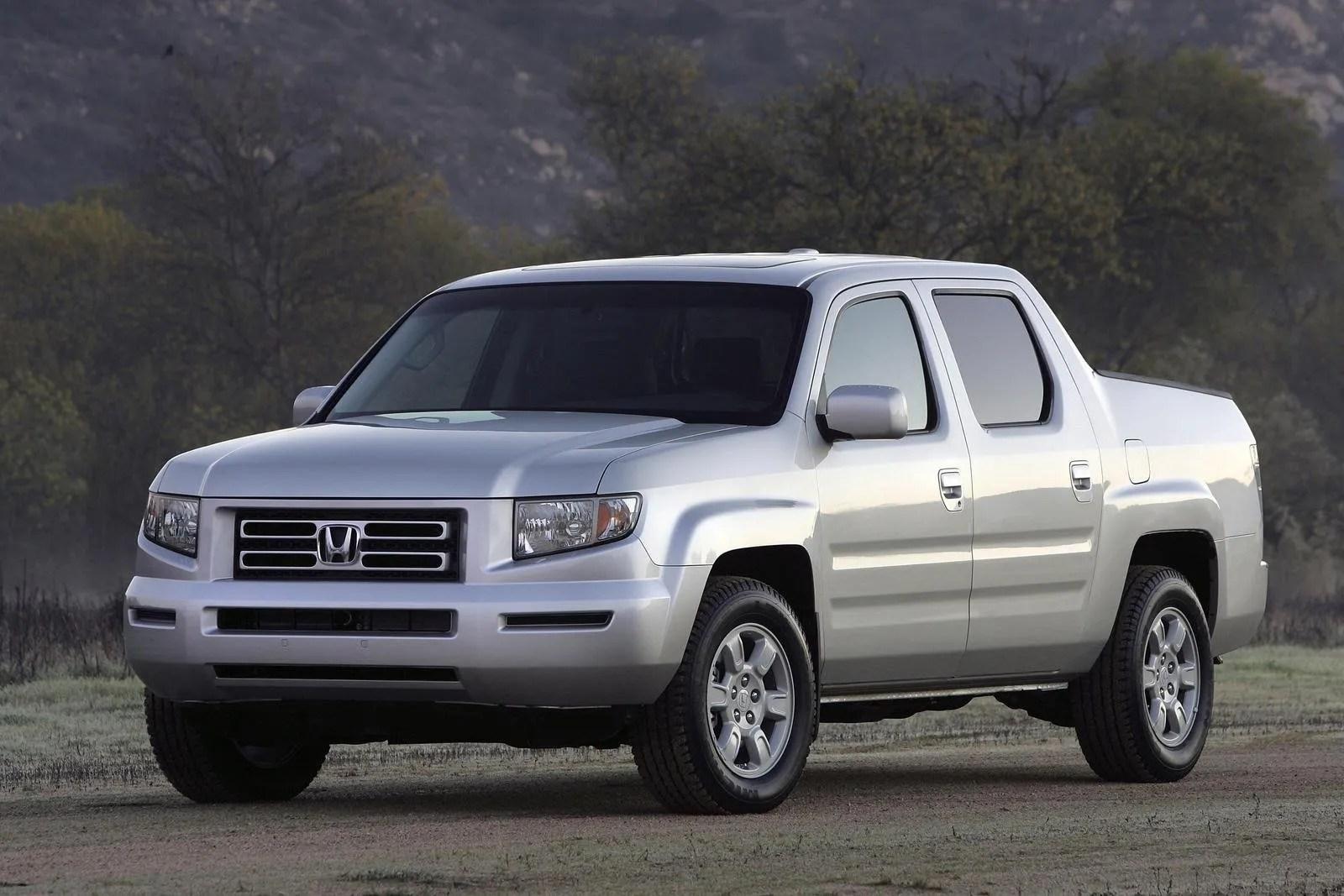Gas mileage, engine, performance, warranty, equipment and. 2007 Honda Ridgeline | Top Speed