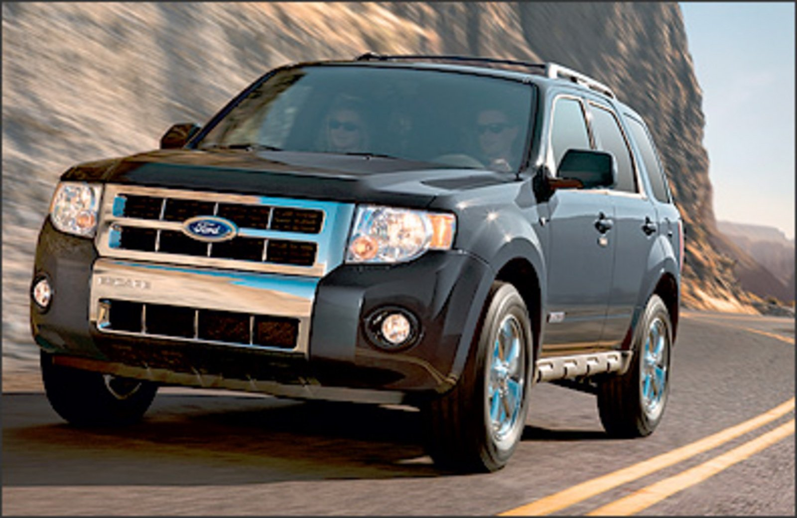 2008 Ford Escape Hybrid Review Top Speed