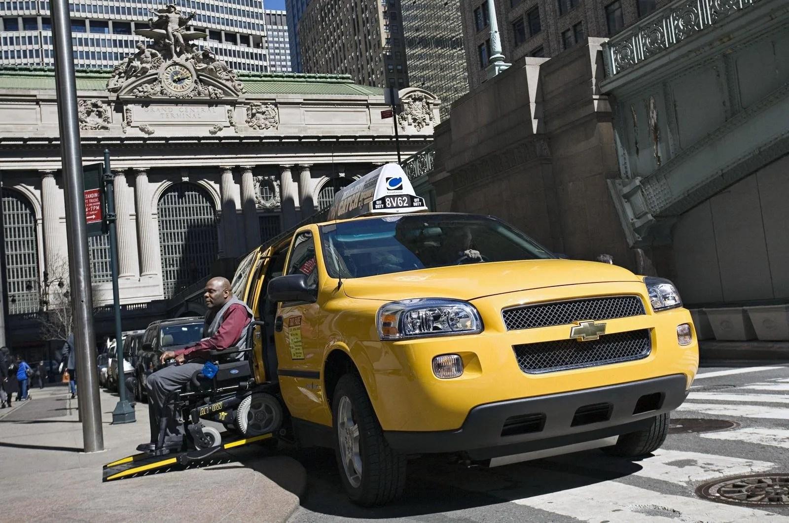 Chevrolet Uplander Taxi Van To Debut At Nyias News