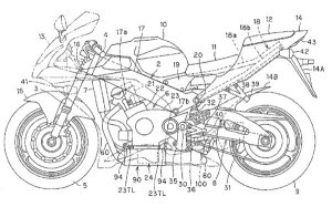 2008 Honda CBR1000RR Patents Revealed News  Top Speed