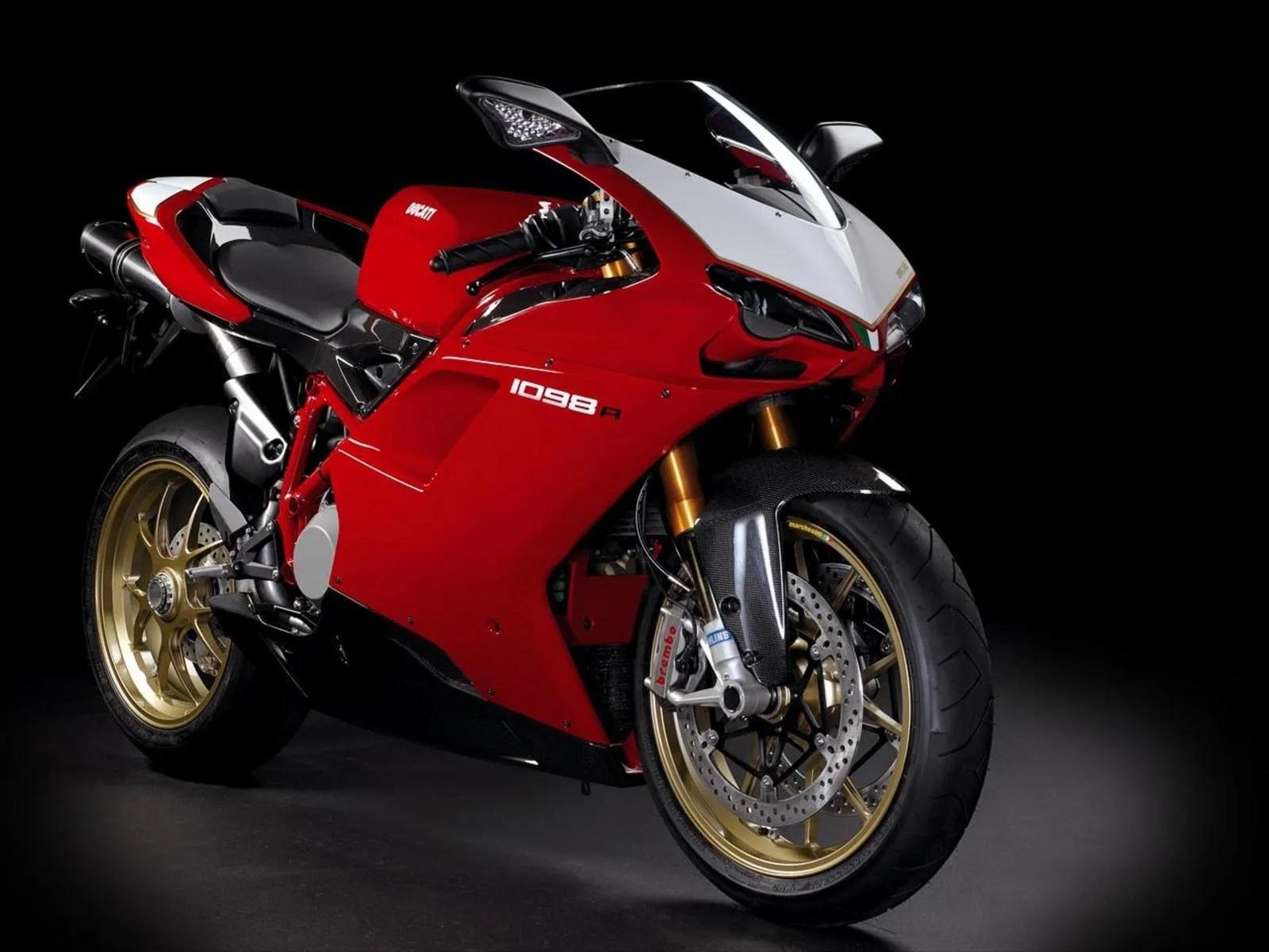 Ducati R Review