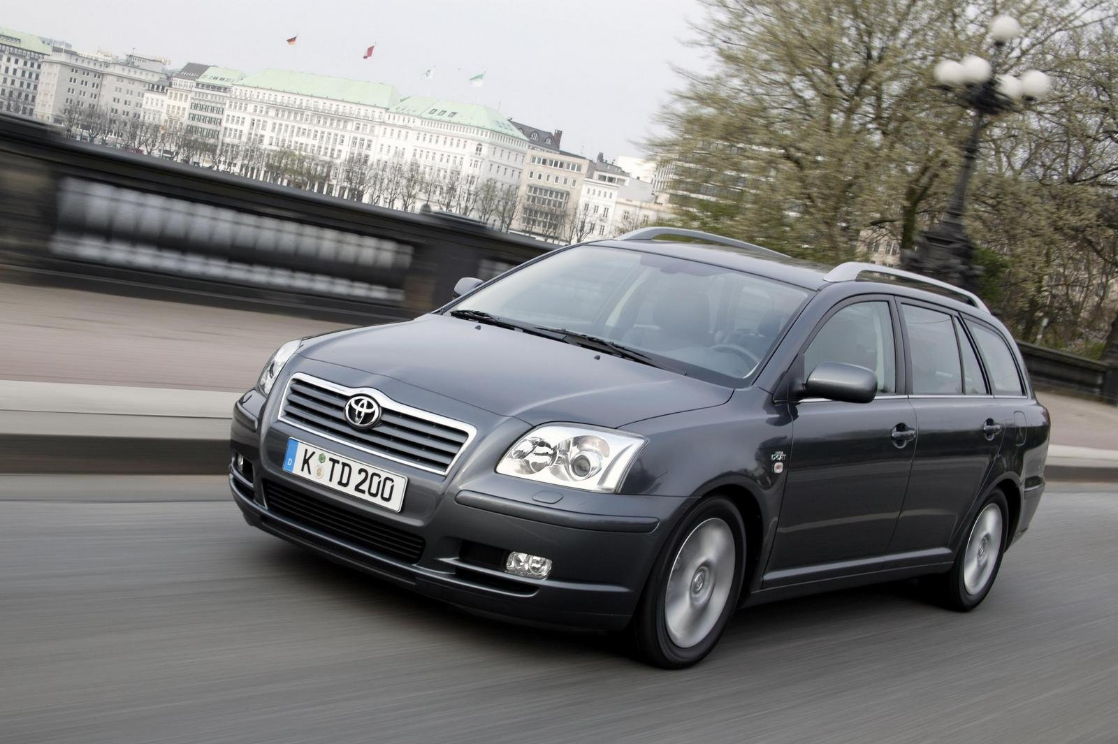 2010 Toyota Avensis Picture 242976 Car Review Top Speed