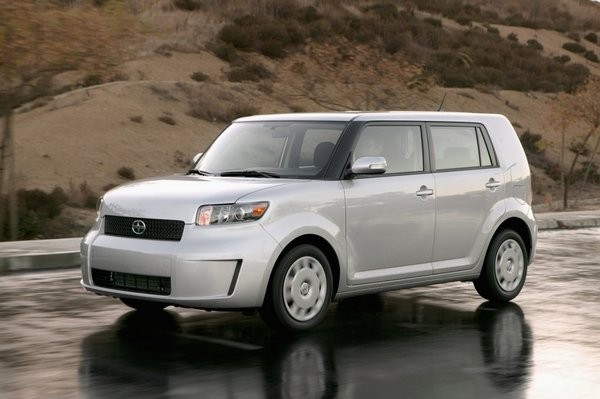 2009 Scion XB Review - Top Speed