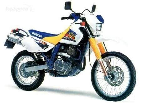 suzuki dr650 | only trail bikes!