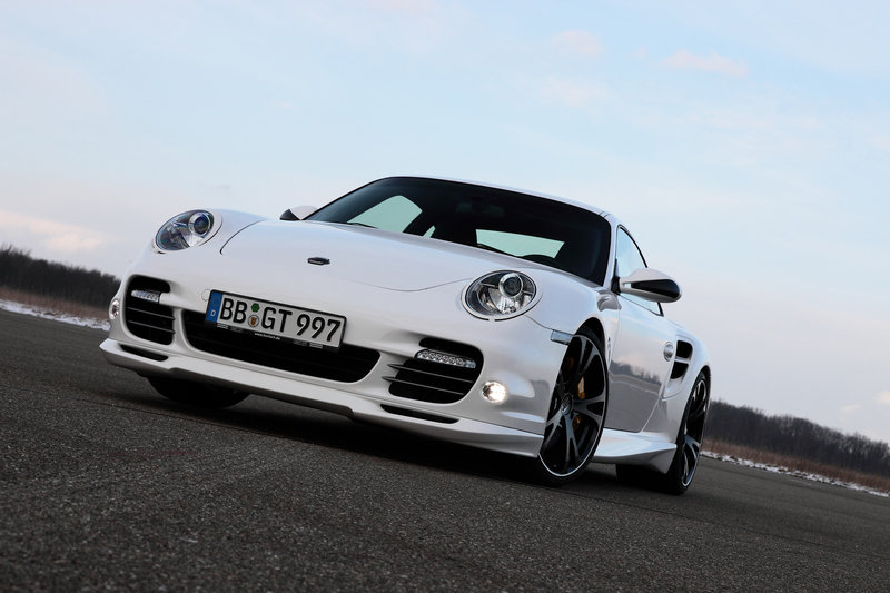 2010 Porsche 911 Turbo By TechArt Review Top Speed