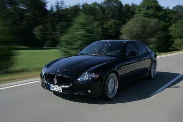 2010 Maserati Quattroporte By Novitec Tridente Review