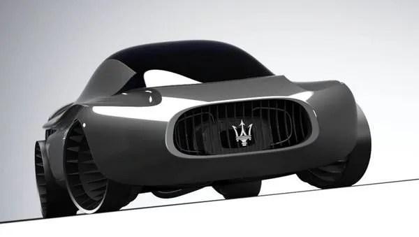 Maserati Quattroporte 2030 Concept News Top Speed