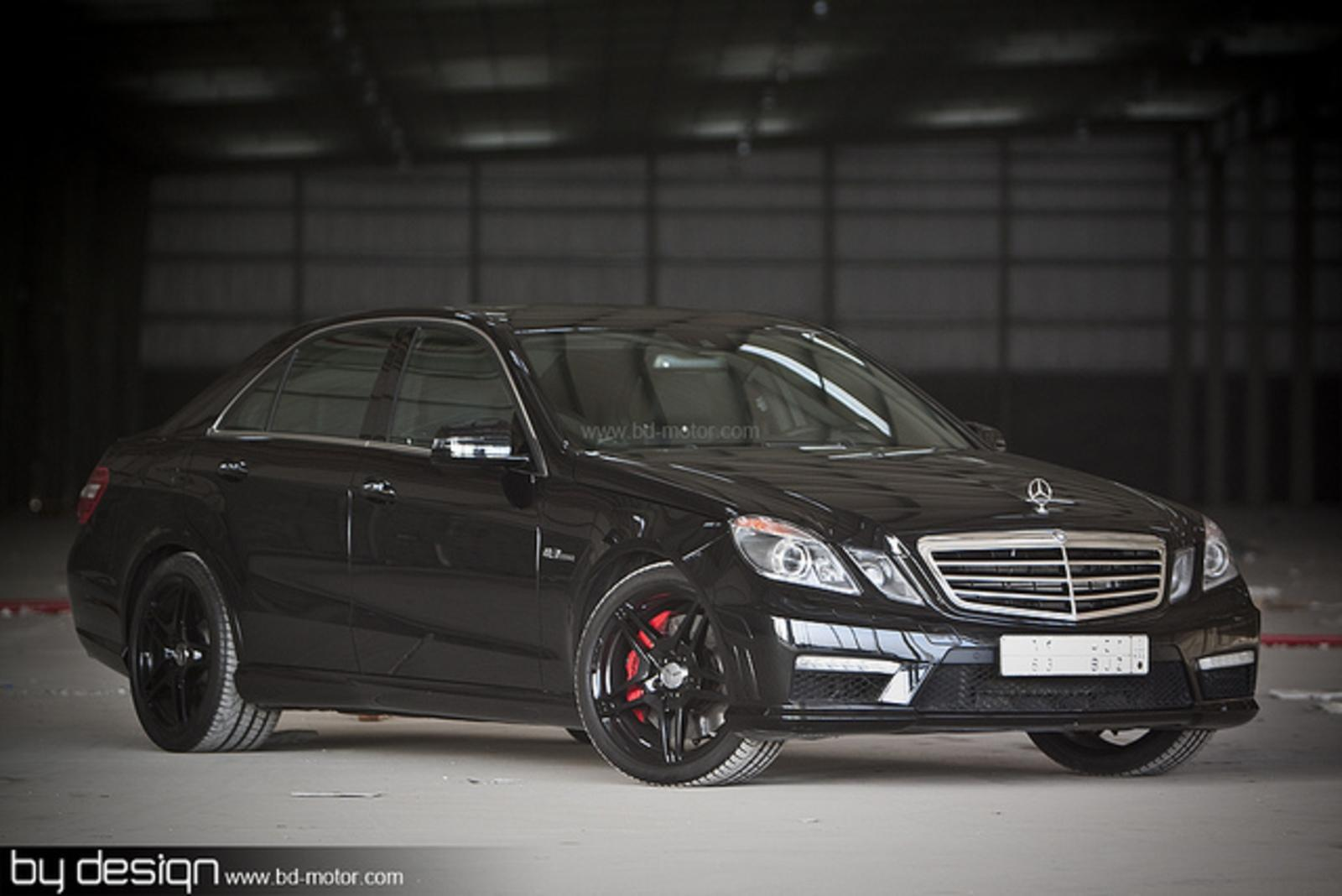 2011 Mercedes E63 Amg By Bd Motor Review Top Speed