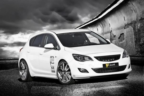2011 Opel Astra J Turbo By EDS Fahrzeugtechnik   Top Speed
