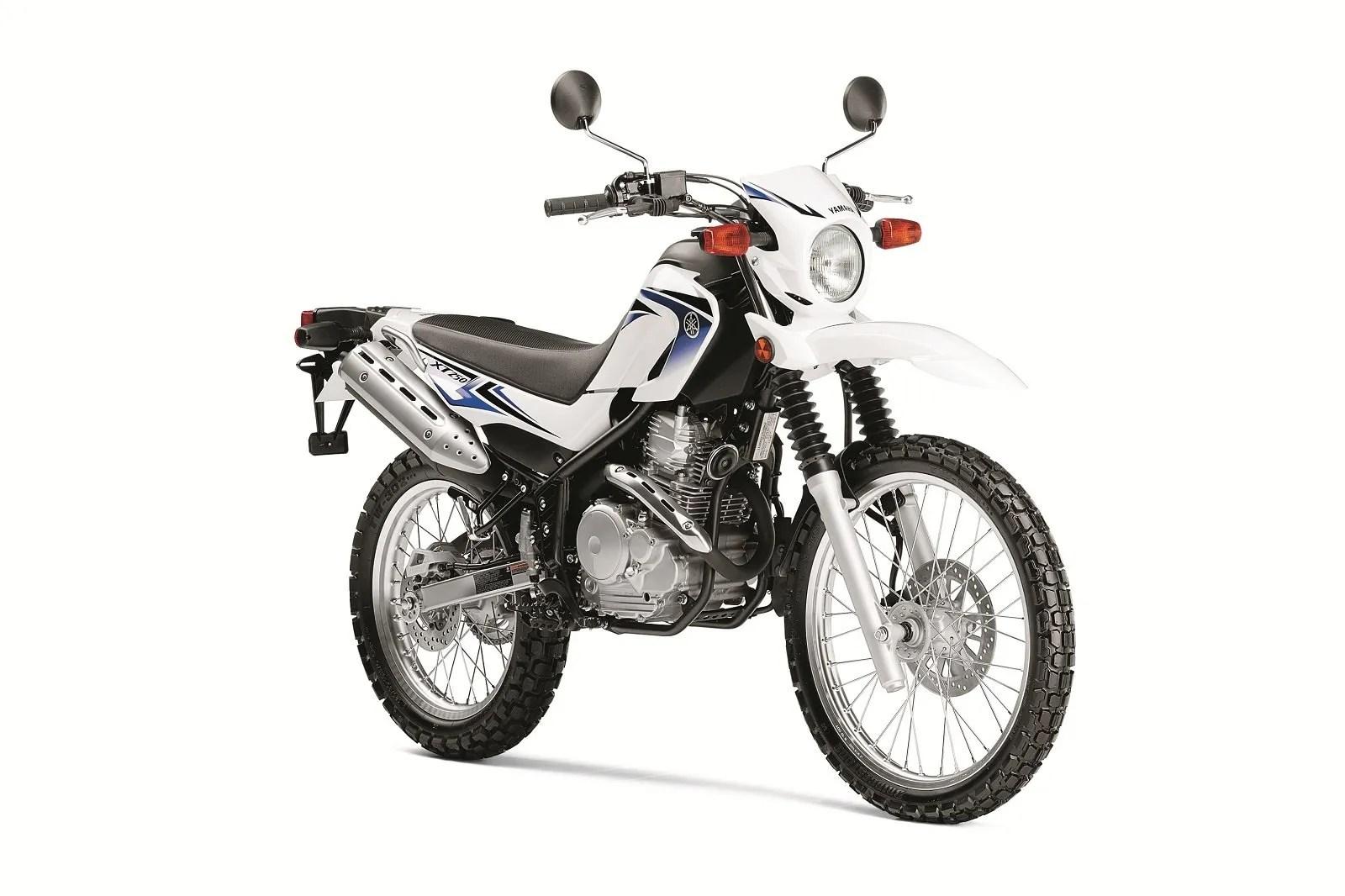 Yamaha Xt250 Review