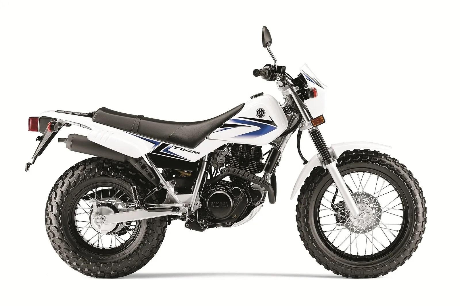 Yamaha Dual Purpose Tw200