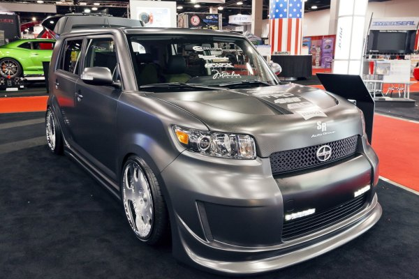 "2011 Scion XB ""Project Anarchy"" By SR Auto Group 