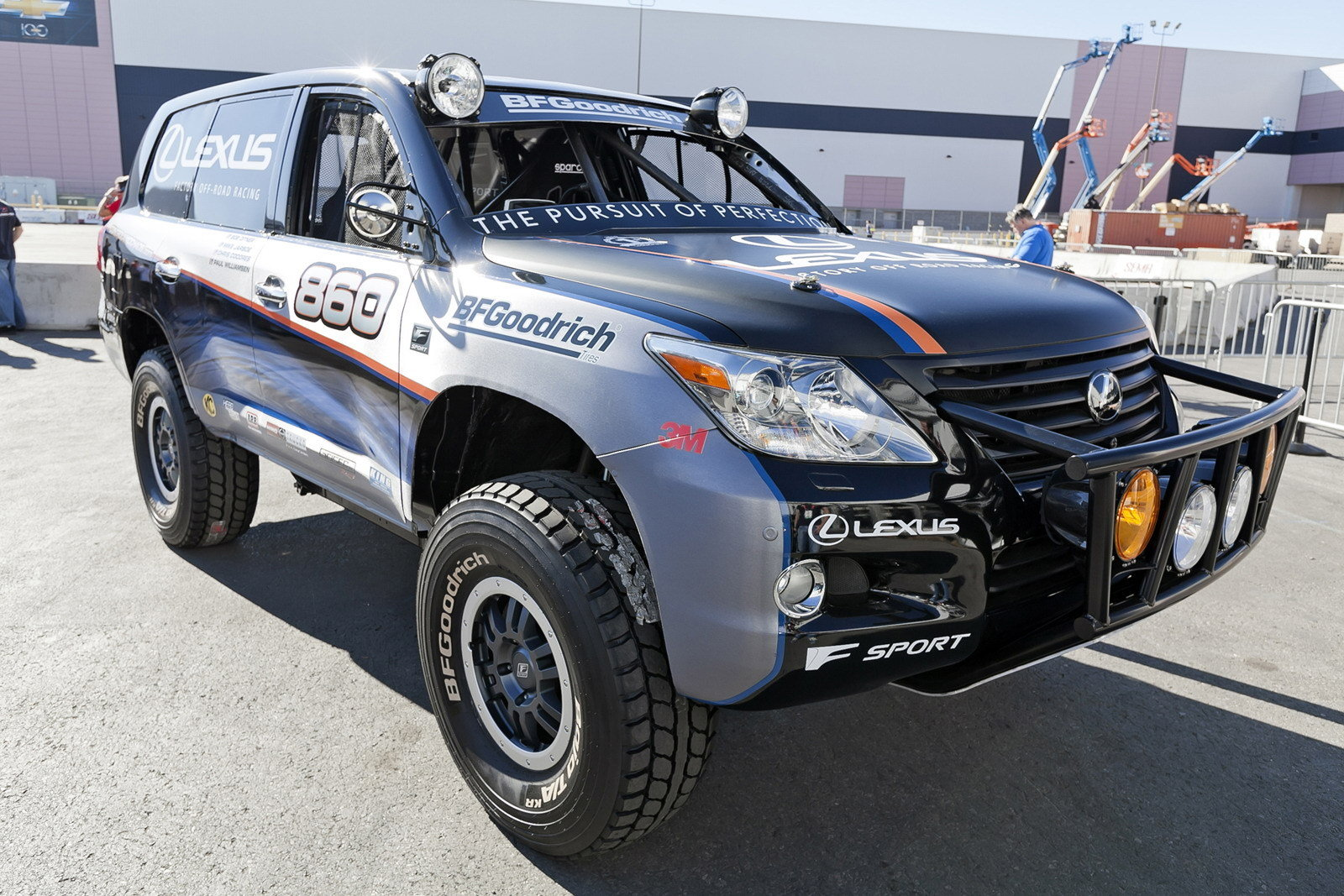 2012 Lexus LX 570 By JT Grey Racing Review Top Speed