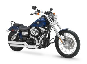 2012 HarleyDavidson Dyna FXDWG Wide Glide Review  Top Speed