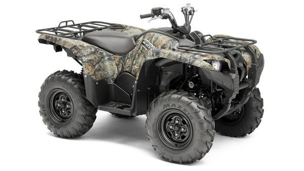 Yamaha Grizzly 550 Eps 500 Eps Se Review