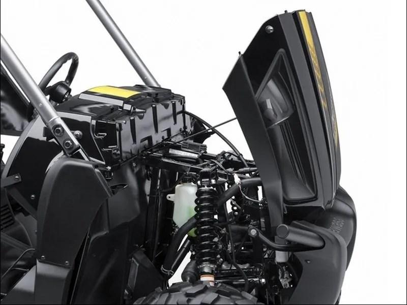 Kawasaki Teryx 750 Fi 4x4