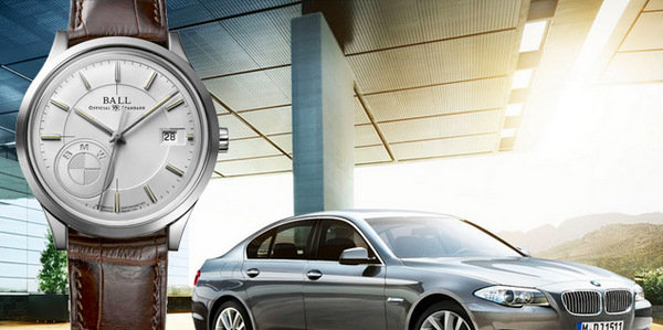 swiss timepiece ball to create special edition bmw watches picture