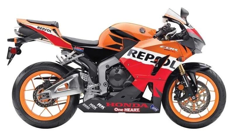 2013 Honda CBR600RR wallpaper image