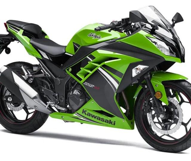 2014 Kawasaki Ninja 300 Exterior Image 531952