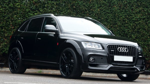 2014 Audi Q5 Brilliant Black By Kahn Design Review - Top Speed
