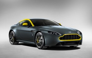2015 Aston Martin V8 Vantage N430 Review  Top Speed