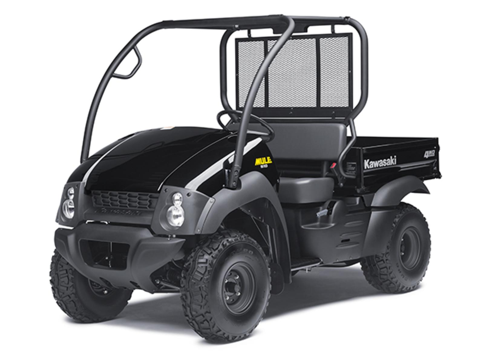 Kawasaki Mule 610 4x4 Review