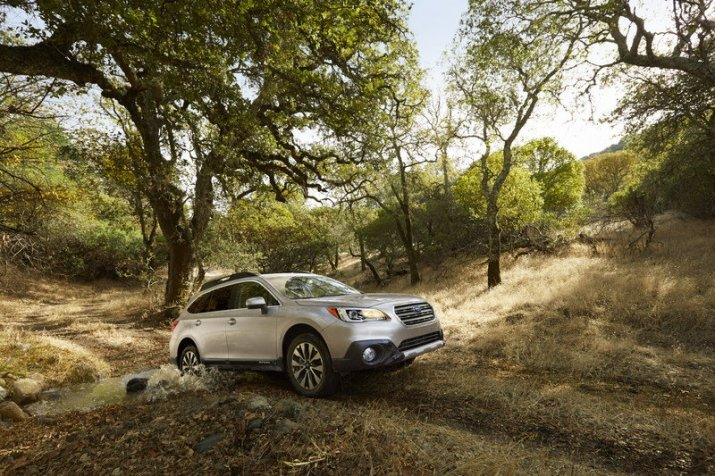 2015 - 2017 Subaru Outback High Resolution Exterior - image 549717