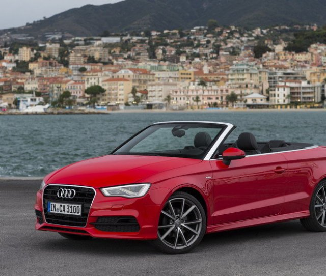 Audi A Cabriolet Top Speed