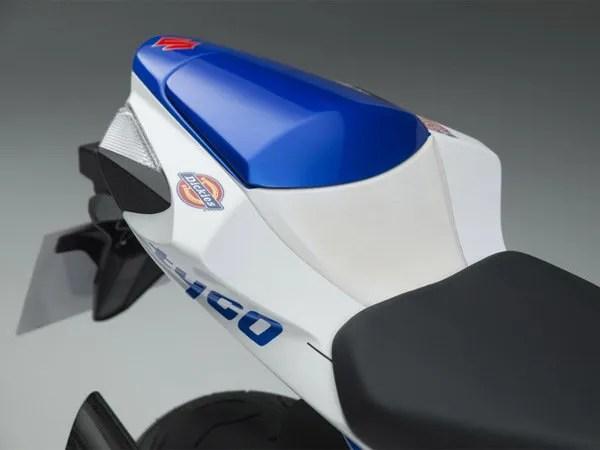 Suzuki GSX-R600 Tyco Race Replica