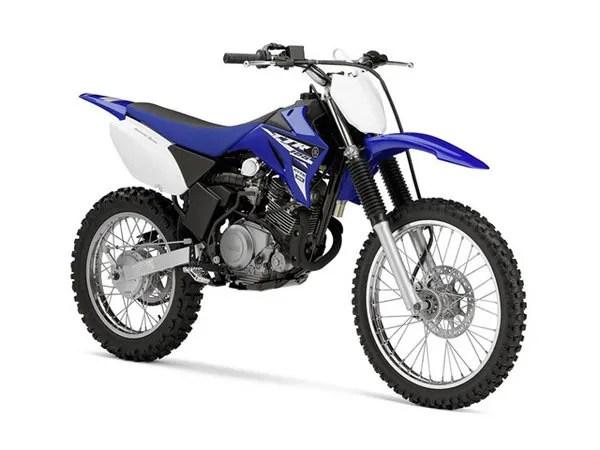 Yamaha Tt R125le Review