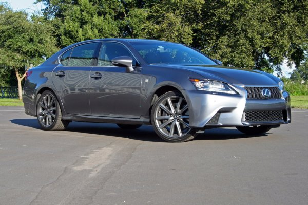 2014 Lexus GS 350 F Sport Driven Picture 573511 car