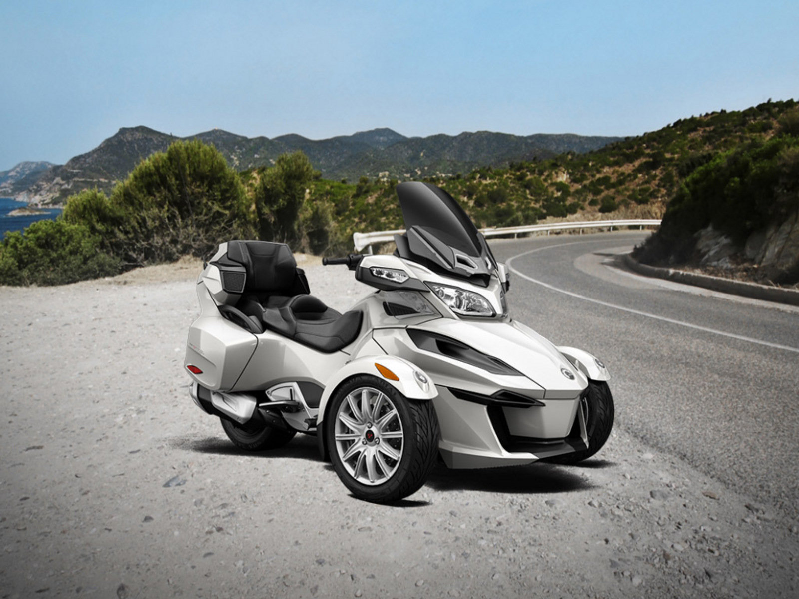 Am Motorcycles Spyder Can Used