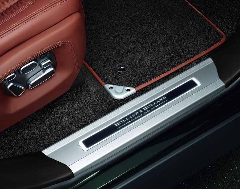 2015 Land Rover Range Rover SVO Holland & Holland Special Edition picture - doc576537