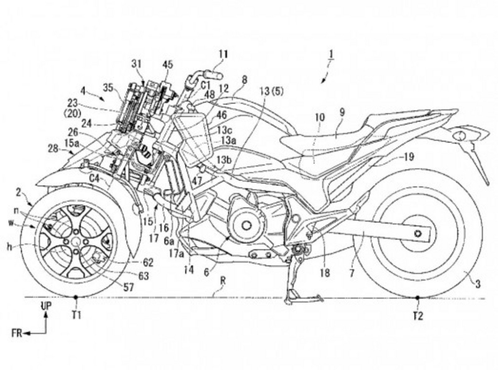 Honda Eyeing Possibility Of Developing Leaning Three