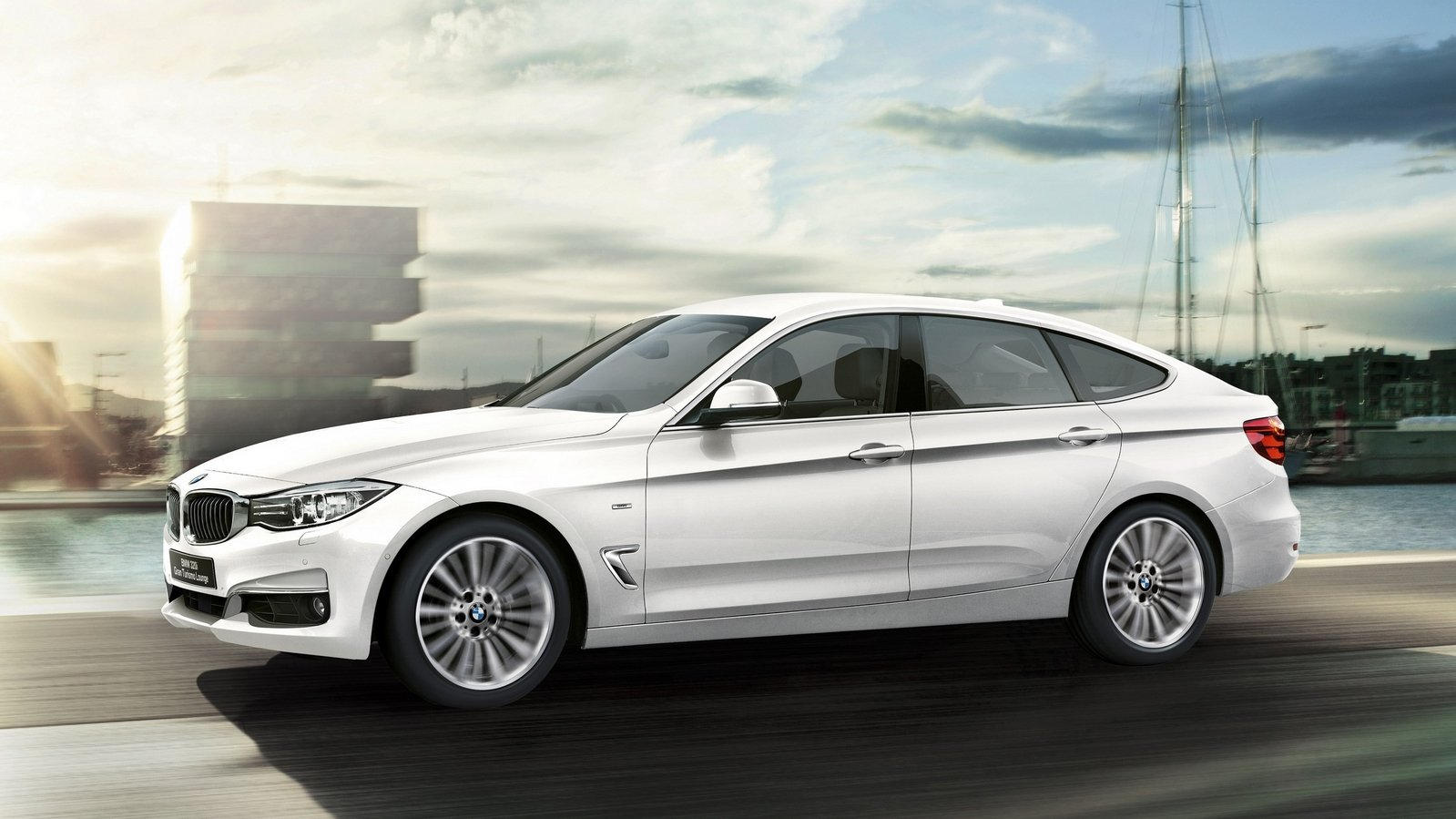 Bmw 3 Series Gran Turismo Luxury Lounge Edition