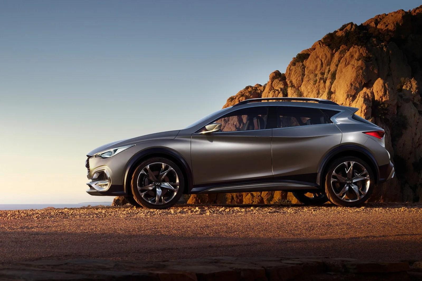 2015 Infiniti QX30 Concept Picture 619411 Car Review