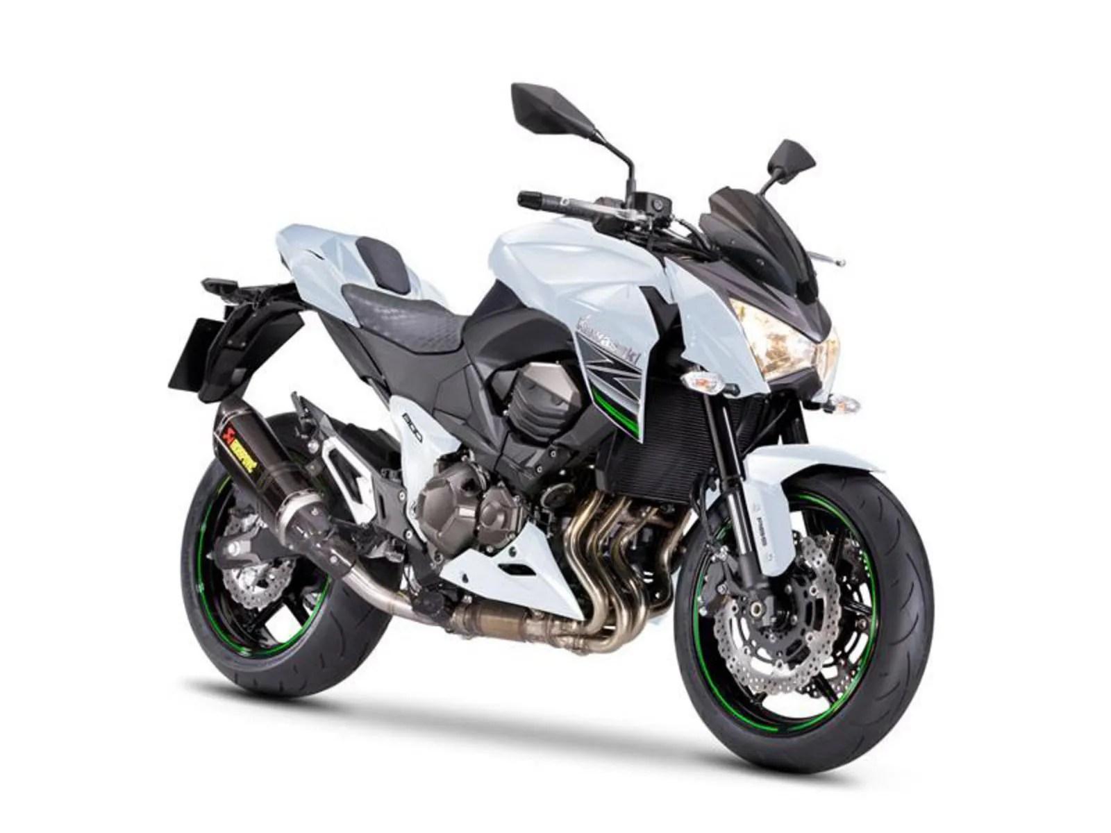Kawasaki Z800 Performance Review
