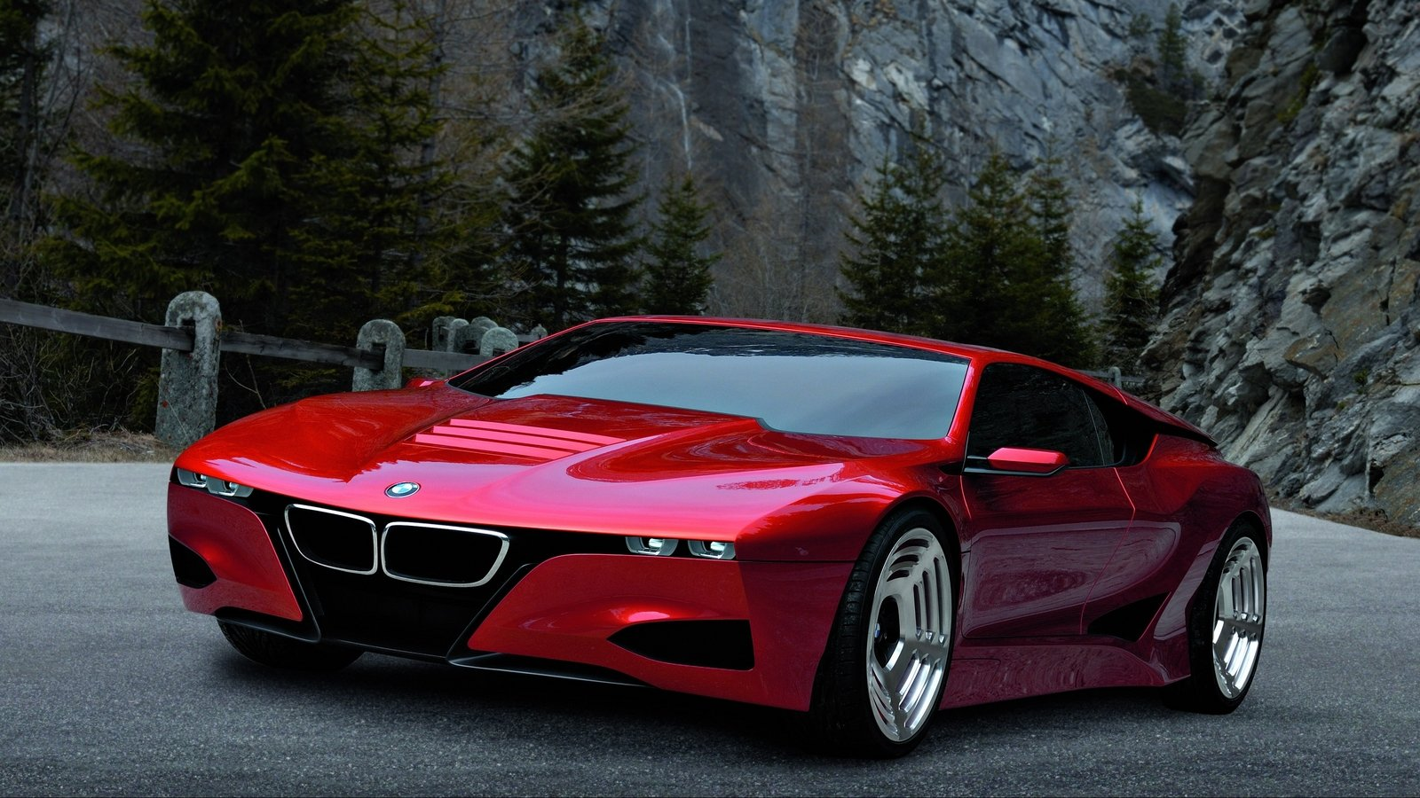 Even though red is the original ferrari colour, it comes in many different hues. BMW Hybrid Hypercar To Compete Against Mercedes   Top Speed