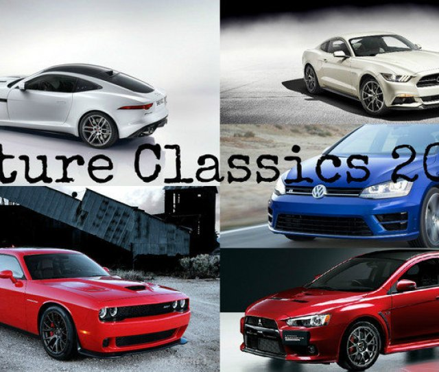 Top  Future Collector Cars From