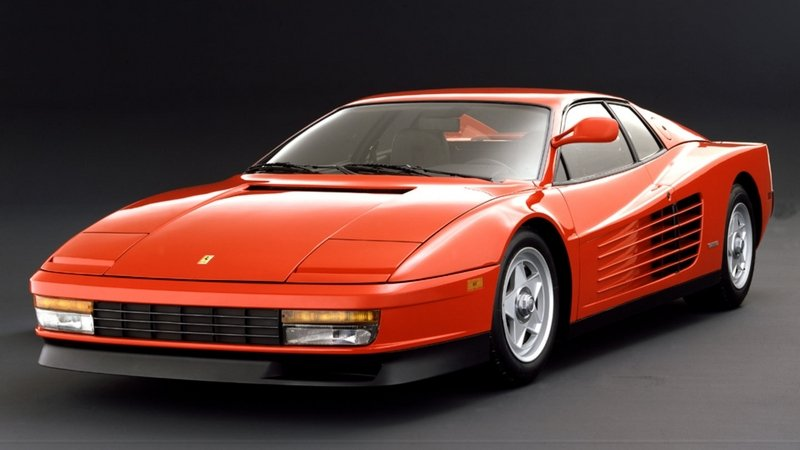 1984 - 1991 Ferrari Testarossa | Top Speed