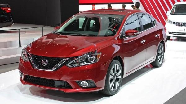 2016 Nissan Sentra Top Speed