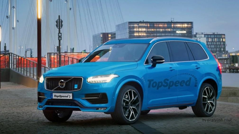 2017 Volvo XC90 Polestar | Top Speed