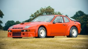 1981 Porsche 924 GTR Review  Top Speed