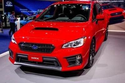 2018 Subaru WRX - image 702533