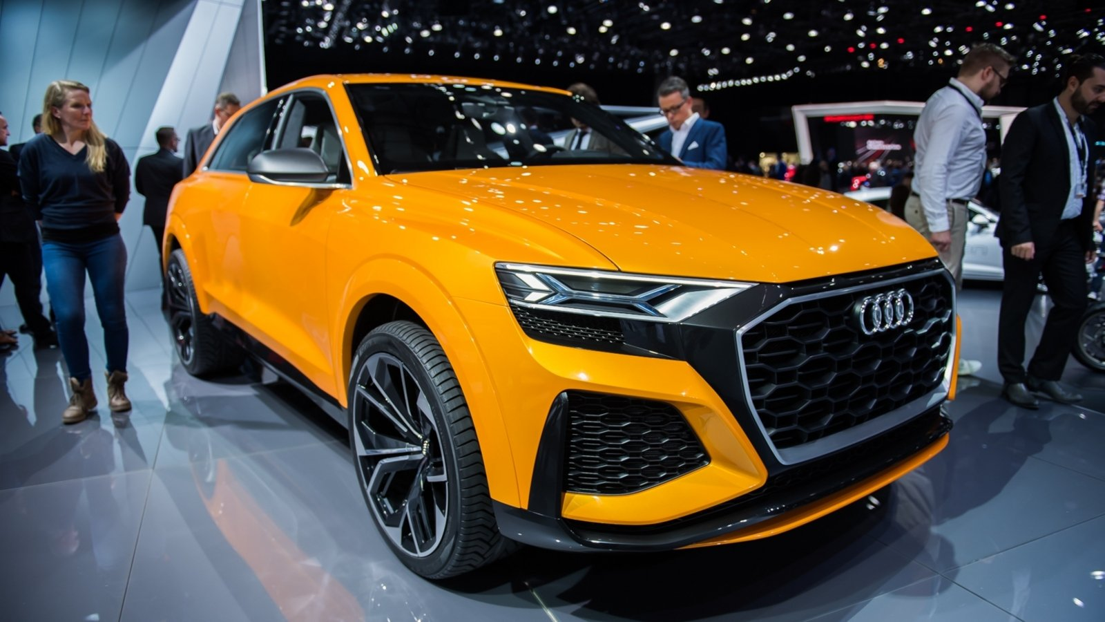 2017 Audi Q8 Sport Concept Review Top Speed