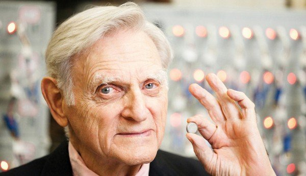 godfather of the lithium-ion battery develops new battery technology - DOC710754