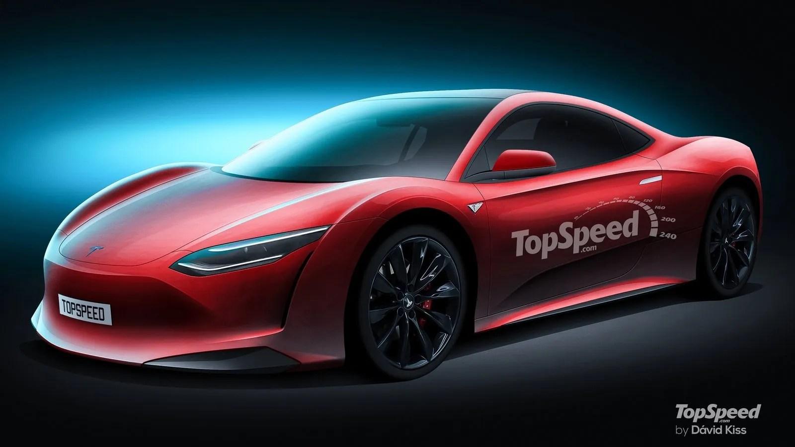 2020 Tesla Supercar Top Speed