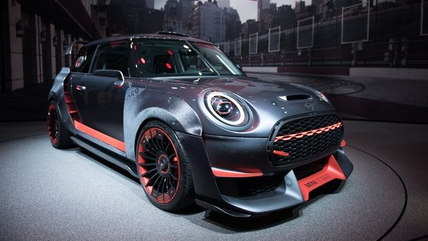 Mini John Cooper Works Gp Concept Review