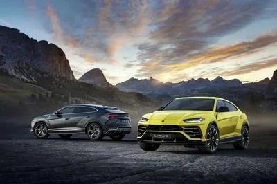 2019 Lamborghini Urus - image 749811